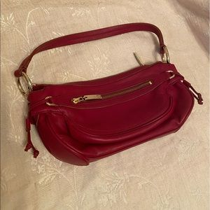 Antonio Melani red small bag